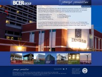 As an architectural firm, BCER website needed to demonstrate their work in visual manner