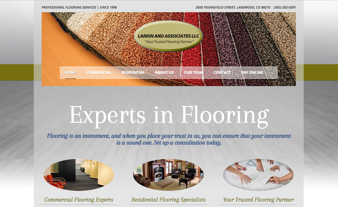 Larkin & Associates Flooring
