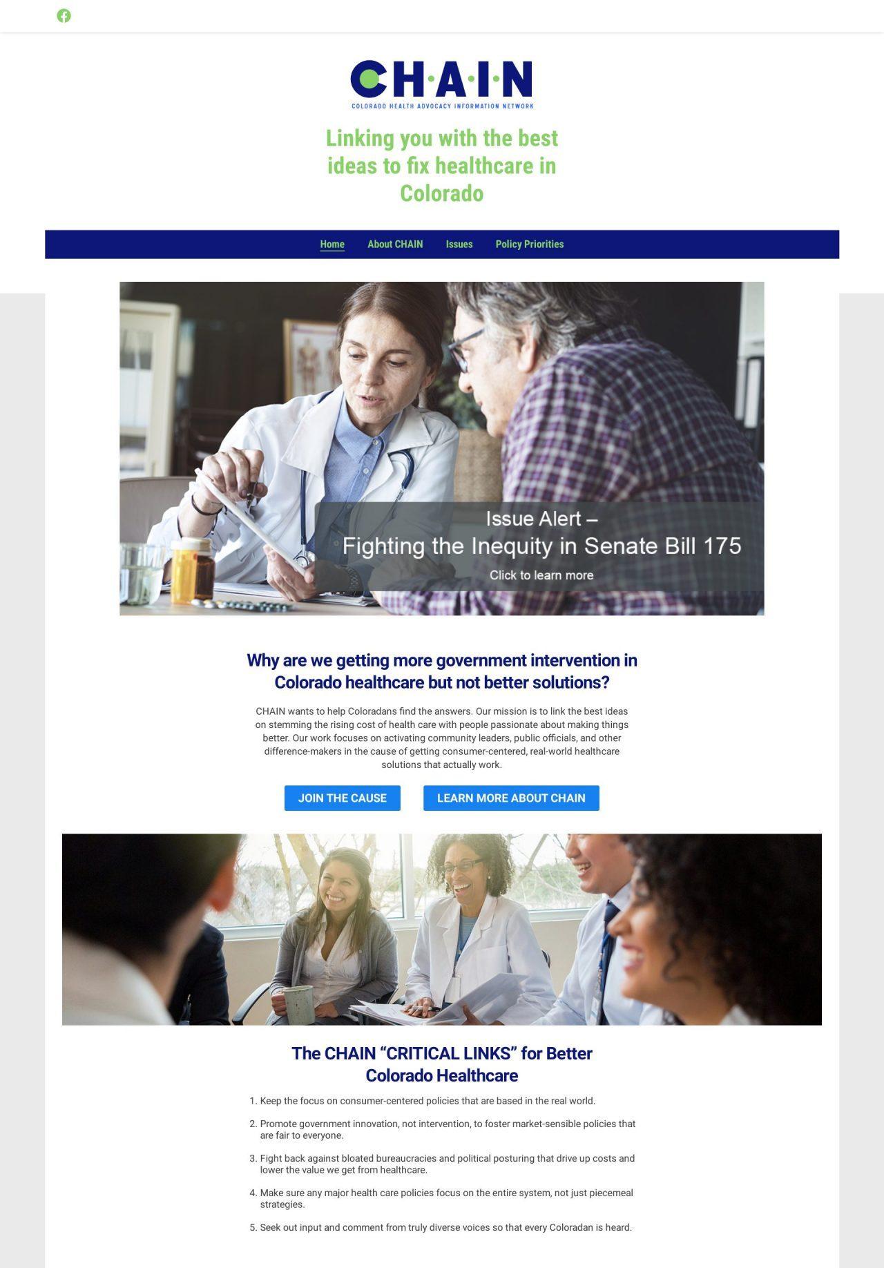 Colorado Health Advocacy Info. Network