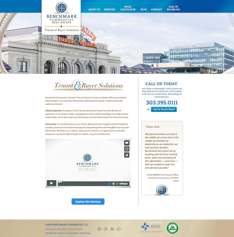 Benchmark Commercial Real Estate