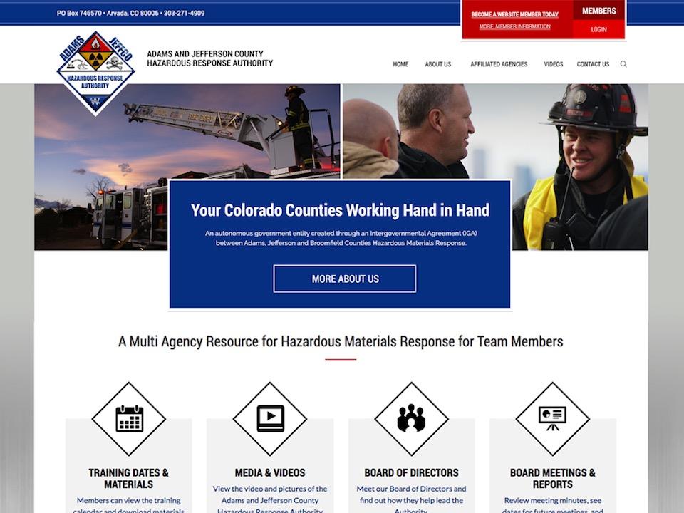 Adams Jeffco Hazardous Response Authority