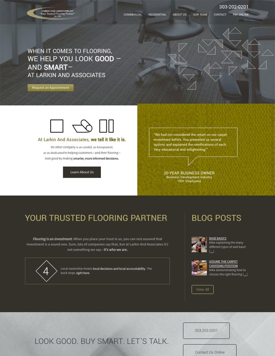 Larkin & Associates Flooring