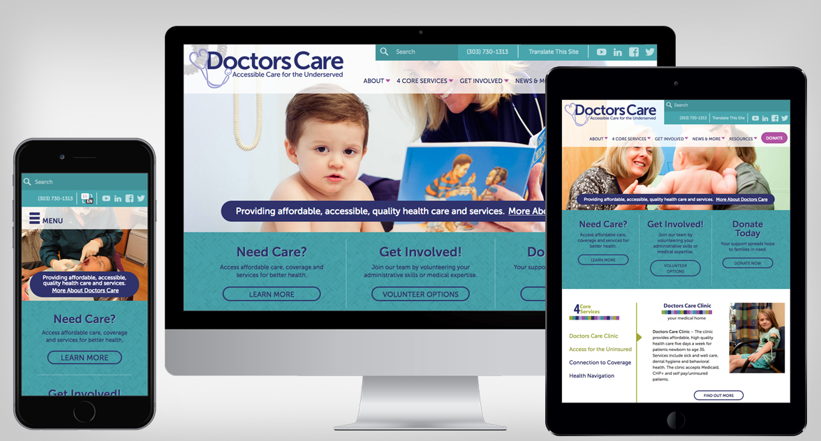 Doctors Care Device Preview